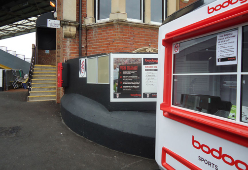 Betting Booths